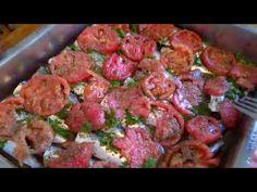 Μωσαϊκό: Σαρδέλες στο φούρνο