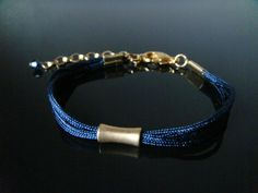 The Gable Collection Bracelet No. 9. by danggoods, via Etsy.