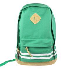 f83074aab7 2017 Hot Sale Unisex Travel schoolbag Canvas Backpack School Campus  Shoulder Rucksack drop shopping wholesale