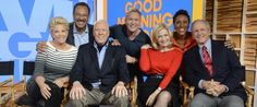 GMA 40 for 40': 'GMA' Stars From the Past 40 Years Reunite - ABC News