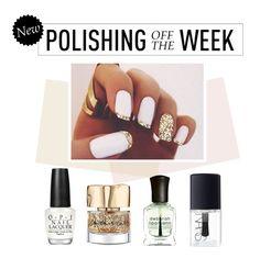 """Polishing Off the Week"" by polyvore-editorial ❤ liked on Polyvore featuring beauty, Smith & Cult, OPI, Deborah Lippmann, NARS Cosmetics, nailpolish, polishingofftheweek and newnownails"