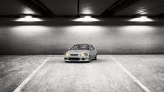 #Honda #CivicSi 1999 at 3DTuning #3dtuning #tuning