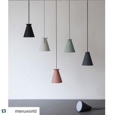 This week's product of the week is the fantastic Bollard pendant/floor light from @menuworld ❤️❤️ #menu #interiors #interiordesign #instahome #nordic #scandi #scandinavian #lighting #scandinaviandesign #scandinavianhome #scandinavianstyle