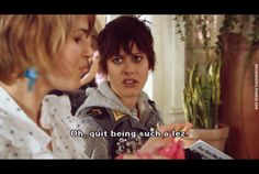 16 Signs You're Having A Lesbian Breakup Haha a few of these killed me. Shane Mccutcheon, Leisha Hailey, Katherine Moennig, The L Word, Lgbt Rights, Same Love, Lesbian Love, Hilarious, Funny
