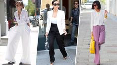 How to Wear Wide-Leg Pants This Season: 6 StylingTricks | StyleCaster