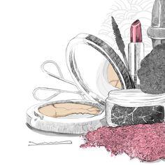 New beautiful art drawings sketches behance Ideas Makeup Drawing, Makeup Art, Eye Makeup, Makeup Tips, Drawing Sketches, Art Drawings, Makeup Illustration, Beauty Illustrations, Farmasi Cosmetics