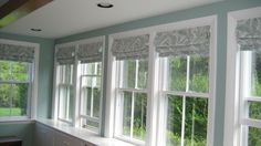 A Long set of Windows