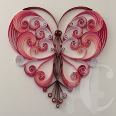 Quilling Heart