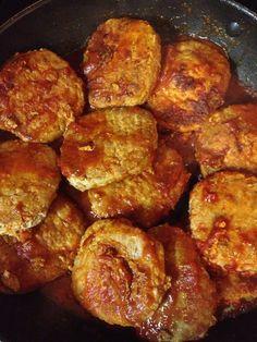 Paleo Turkey Burgers, Sauced - Feeding Ger Sasser