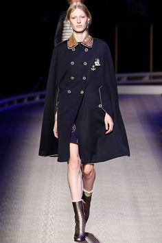 Tommy Hilfiger Fall 2016 Ready-to-Wear Fashion Show - Julia Nobis