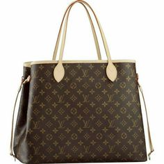9ae1e9939f84 For our third married Christmas, the Hubs gifted me the Louis Vuitton  Neverfull GM Monogram Canvas bag.