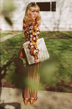 Tavi Gevinson - My United States of Whatever ingenue collection