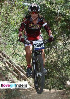 Carrera de MTB - Rider: Jazmin Crespo - #ilovegirlriders #iamagirlrider #ilgr #girlriders #mtb