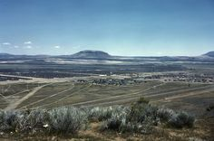 Tule Lake Relocation Center for Japanese-American internees, Newell, California, United States, 1942-1943