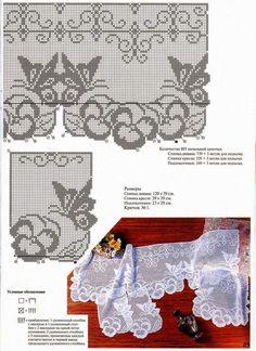 Kira scheme crochet: Scheme crochet no. 746