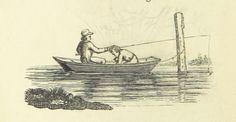 Illustration from THE ANGLER'S PROGRESS, 1820.