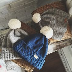 Handknitted hats