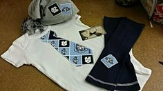 UNC TARHEELS training outfit Practice makes perfect! Show your team spirit w/mysweetchickapea etsy.com