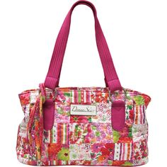 Malibu Patch Reese Bag by Donna Sharp