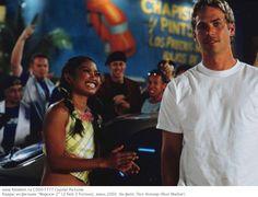 Кадры из фильма 'Форсаж 2' (2 Fast 2 Furious), июнь 2003. На фото: Пол Уолкер (Paul Walker).
