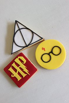 Harry Potter Cookies Violeta Glace