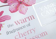 Yankee Candle Pure essence: Gift Packaging Design