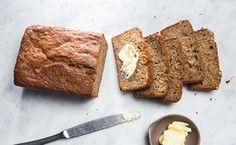 Our Favorite Banana Bread  (Used buttermilk instead of sour cream)