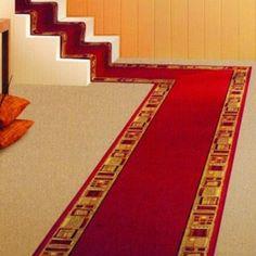 Traversa mocheta Jena 10 rosu Stairs, Rugs, Home Decor, Farmhouse Rugs, Stairway, Decoration Home, Room Decor, Staircases, Home Interior Design