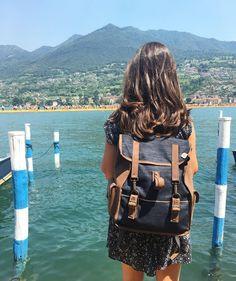 Repost thanks to @itsfuntobehappy ・・・ www.kjoreproject.com/backpacks @floatingpiers • #christo #arteambientale #landart #art #unavoltanellavita #iseo #lagoiseo #lake #italy #ig_italia #ig_italy #instaitalia #itsfuntobehappy #kjøre #kjoreproject #photo #canon #instagram #friends #igers #handmade #wallets #accessories #shoes #backpacks #denim #leather #love #minimal #design @kjoreproject