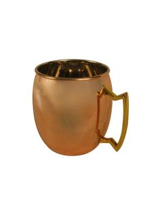 Moscow Copper Mule Mug 16 oz Copper Mule Mugs, Moscow Mule Mugs, Tableware, Dinnerware, Dishes, Place Settings