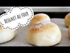 Beignets sans friture moelleux. Beignets cuisson au four pour 4 à 6 personnes.