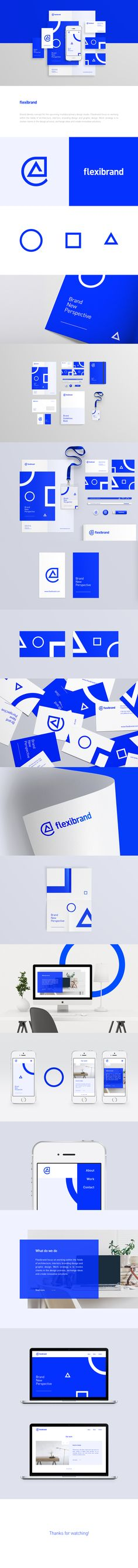 Flexibrand on Behance