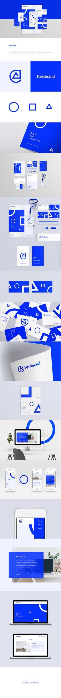 Flexibrand on Behance