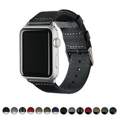 Outdoor Umbrella Rope Nylon Band Sport Strap Apple Watch 38mm 42mm   watches    Pinterest   Fashion 3b2cc8c9c0d