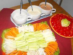 mutter konyhája: Mártogatók