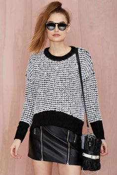 It Takes Two Wool Sweater | Shop Clothes at Nasty Gal