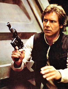 Harrison Ford as Han Solo in Star Wars: Episode IV--A New Hope (1977)