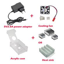 Hot Raspberry pi 3 Acrylic Case + Heat Sink + Cooling Fan + 5V2.5A Power Adapter Supply for Raspberry pi 3 model B Free shipping       US $8.71  http://insanedeals4u.com/products/hot-raspberry-pi-3-acrylic-case-heat-sink-cooling-fan-5v2-5a-power-adapter-supply-for-raspberry-pi-3-model-b-free-shipping/  #shopaholic #dailydeals
