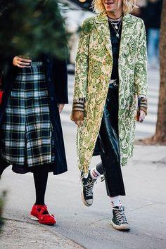 Street Style: The best looks from Paris Menswear Week Fall/Winter 2017-2018 54