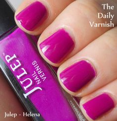 Julep - Helena (+ February and March Maven Boxes)