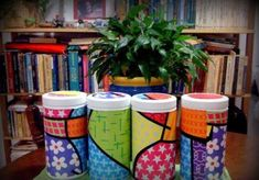 Você pode fazer muitos tipos de artesanato com potes de Herbalife, para tanto reaproveitar a embalagem que tem em casa, quanto para diferenciar os seus artesanatos. Artesanato é a forma mais fácil e divertida de passar o tempo, sem falar que ao final do tempo decorrido você vai conseguir uma linda peça, independente do tipo …