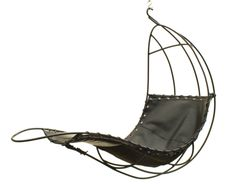 Mystery Hanging Chair.    Anyone an idea?