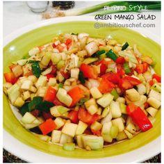 Green Mango Salad, Filipino Style