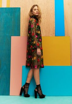 Discover new and vintage dresses at ASOS Marketplace. Take your pick from retro evening gowns, shifts, maxis, babydolls and thousands more styles. Monochrome Fashion, Dress Shirts For Women, All About Fashion, Evening Gowns, Vintage Dresses, Style Me, Cute Outfits, Girly, Style Inspiration
