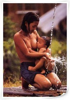Lactancia Materna Exclusiva: la única fuente de agua que necesita un bebé