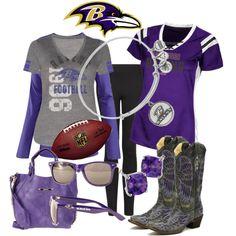 Baltimore Ravens Purple Friday