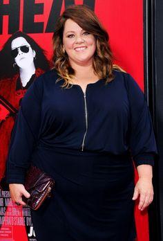 Freaking LOVE Melissa McCarthy!! She is me, in celebrity form!!
