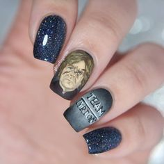 love it....Tyrion nails,how cool is that !!