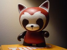 Better picture of the Pabu figure