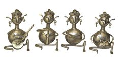 Handcrafted Metal Figurine - A Perfect Decor Item For Decorating Your Desk  LALJI HANDICRAFTS - WORLDWIDE SHIPPING - EXCLUSIVE HANDICRAFTS  INDIAN DECOR INDUSTRIAL DECOR VINTAGE DECOR POP ART MOVIE POSTERS VINTAGE MEMORABILIA FRENCH REPLICA VINTAGE TOYS COLLECTOR ITEMS  #figurine #figurines #ironfigure #metalfigurine #woodcraft #sculpture #sculptures #metaldoll #brassfigure #brassfigurine  #homedecor #homedecoration #homedecorating #homedecore #homedecorations #homedecorideas…